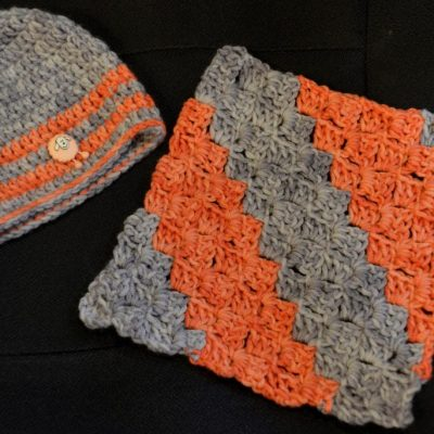 Learn to Crochet or Tunisian Crochet: Jan 8th, 15th and 22nd