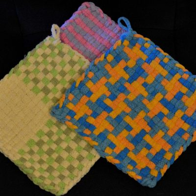 Not Your Grandmother's Potholder: Jan 24th
