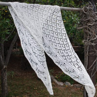 Lace Knitting: April 5th, 12th, 19th