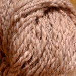 100% Hand-Dyed Organic Cotton - Colorado Wheat