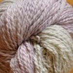 100% Hand-Dyed Organic Cotton - Columbine Blossom
