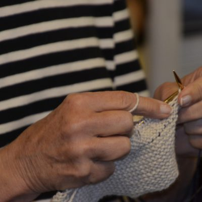 Learn to Knit: October 14, 21, 28