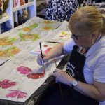 ONE DAY Painting with Dyes class: May 25th