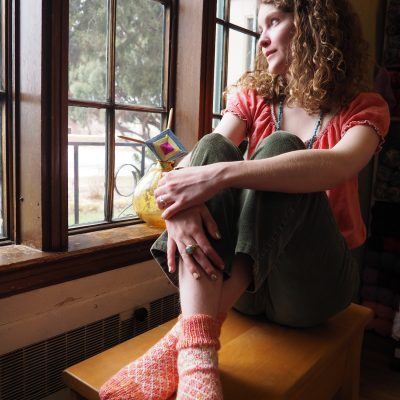 Socks for all levels: Apr. 11th, 18th, 25th