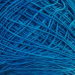 Superwash Sock Yarn - Delphinium Opera