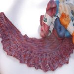 """Maluka"" Shawl Kit."