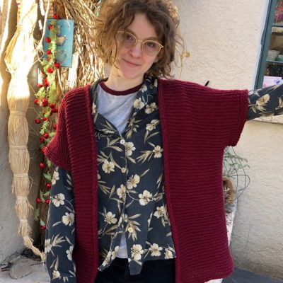 Cocoknits Sweater Workshop: Jan. 8th, 15th, 22nd, 29th
