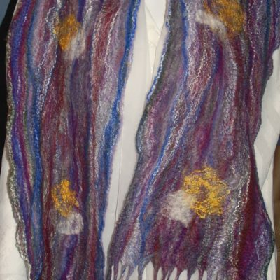 ONE DAY Wet Felting: Aug. 10th