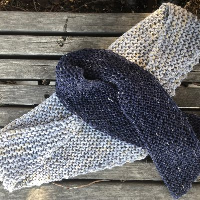 ONE DAY Learn To Knit: July 23rd