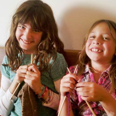 Kids' Learn To Knit : June 19 & 26th