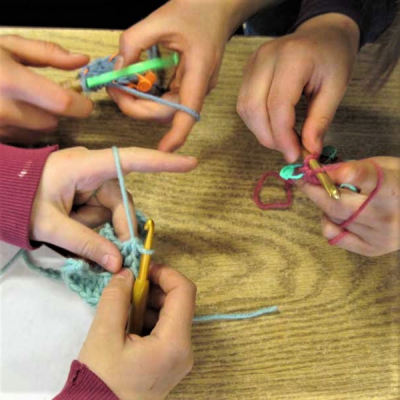 Kids' Learn To Crochet : July 9 & 16