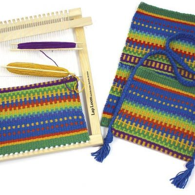 Kids' Lap Loom Weaving: July 24th