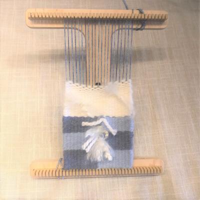 Kids' Tapestry Loom Weaving: Aug. 8th & 15th