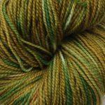 Superwash Sock Yarn - Rockside Moss