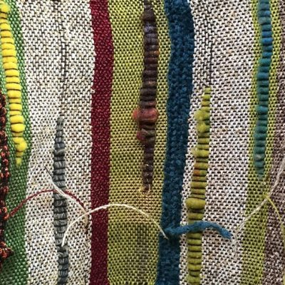 Freestyle Weaving Workshop with Teri: Apr. 11