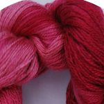 Hand-dyed 100% Silk  - Spray Rose