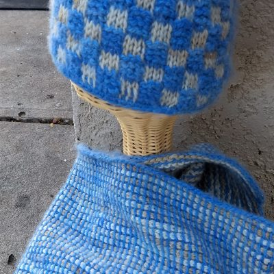 Tunisian Crochet — simple to advanced with Larissa:  Mar. 19, 26
