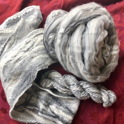 ONE DAY Wet Felting: Dec. 27th