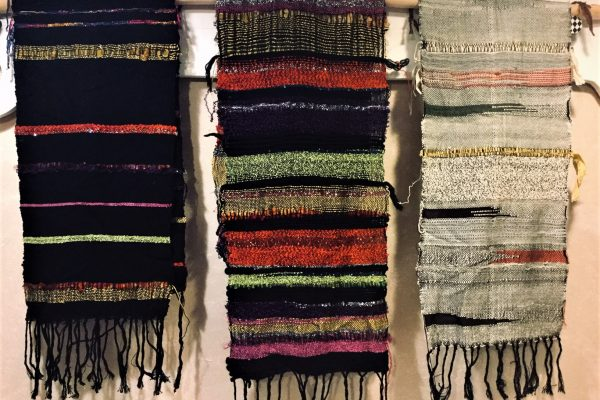Finding Freedom in Your Weaving -- Weave As If There Are No Rules