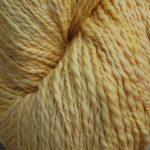 100% Hand-Dyed Organic Cotton - Aspen Gold