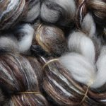 Merino/Silk Fiber - Quaking Aspen Forest