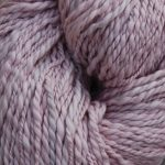 100% Hand-Dyed Organic Cotton - Romantic Hollyhock