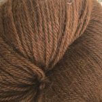 100% Alpaca Yarn - Crested Butte Chocolate