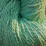 100% Hand-Dyed Organic Cotton - Aspen Green