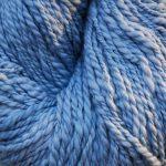 100% Hand-Dyed Organic Cotton - Aspen Rain