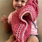 Organic Cotton Baby Blanket Kit