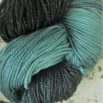 Superwash Sock Yarn - Blue Ice