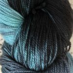 Superwash Sock Yarn - Night Rain