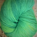 Superwash Sock Yarn - Verdant Lady