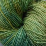 Superwash Sock Yarn - Meadow Sun