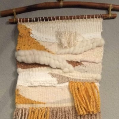 Navajo and Tapestry Weaving with Larissa: Apr. 11, 18, 25