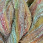 Merino/Silk Fiber - Hunter Moon