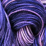 Superwash Sock Yarn - Mountain Twilight