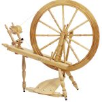 Schacht-Reeves Spinning Wheel