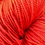 Superwash Sock Yarn - Jupiter Orange
