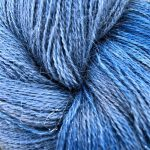 Suri Alpaca Yarn - Alpine Forget Me Not