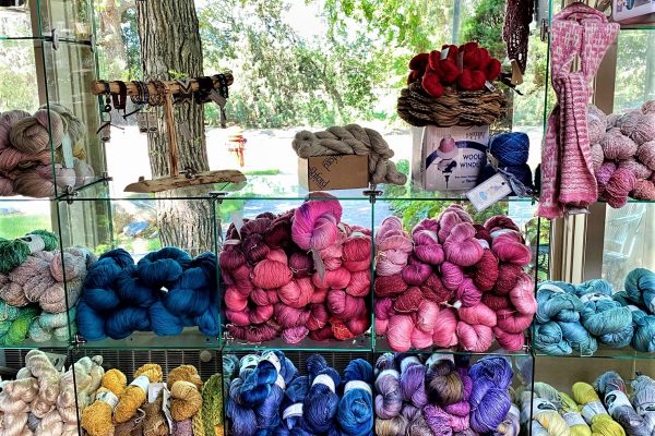 Hot August Knits 2020 Yarn Crawl