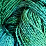 Superwash Sock Yarn - Neptune Green