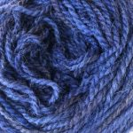 Merino-Silk Blend -- Blue Violet