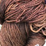 Superwash Sock Yarn - Dark Side of the Moon with Sparkle