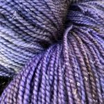 Superwash Sock Yarn - Milky Way with Sparkle