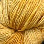 Superwash Sock Yarn - Sun Star with Sparkle