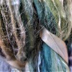 Merino/Alpaca/Silk Fiber - Frayser Fir