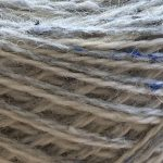 Local Alpaca Yarn with Rowan Tweed - Sneezy Tweed