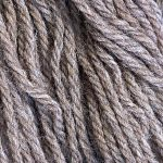 Llama/Merino Wool Yarn - Bashful Brown