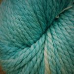 Hand-dyed Mega Prism - Ice Lake Blue